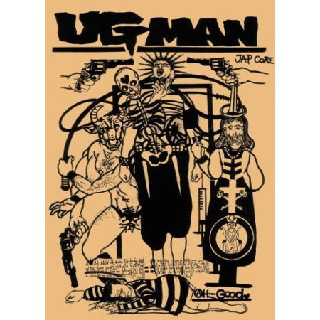 UG Man envelope which contains cd